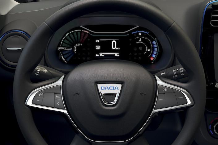 2020 - Dacia SPRING 5