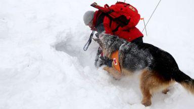 Изгубеният в Рила сноубордист е локализиран в лавина