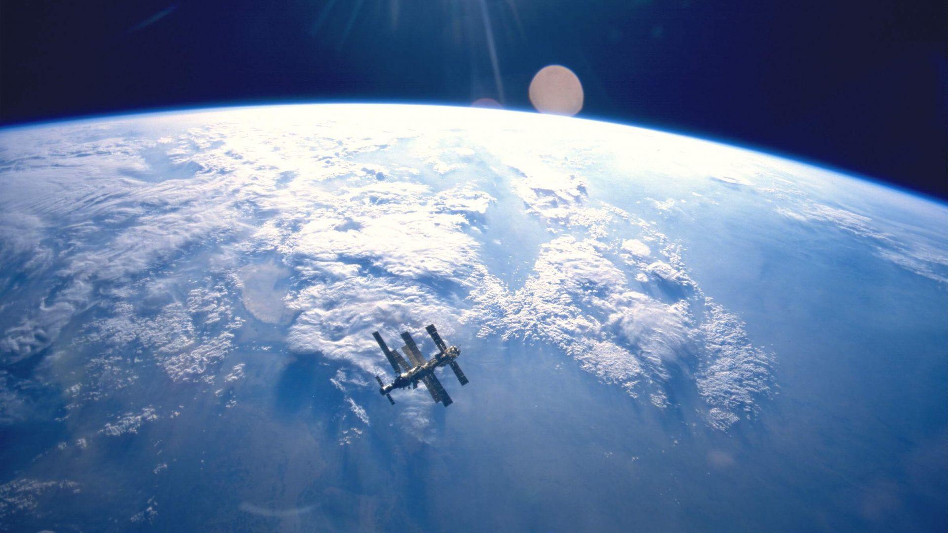 Космическата станция