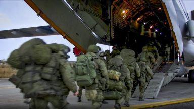 Пентагонът: Русия е струпала сега повече войски на границата с Украйна, отколкото през 2014 г.