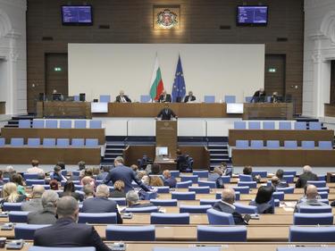 Новият парламент: 14 министри са избрани за народни представители