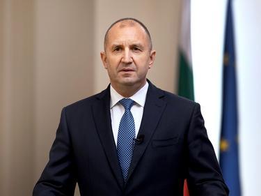 Президентът Румен Радев ще връчи мандат за съставяне на правителство