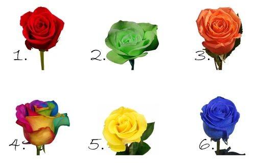 ТЕСТ: Изберете роза и научете повече за личността си