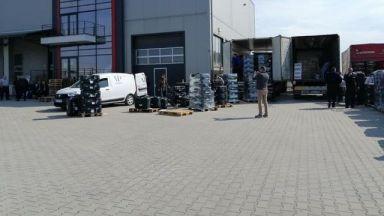 Хаос с машините за гласуване в Хасково