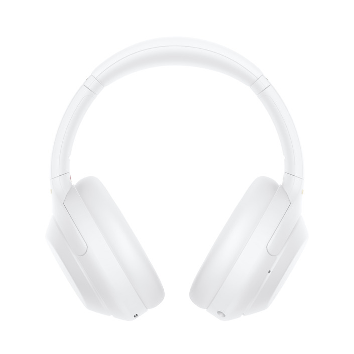 WH-1000XM4 White Front-Large