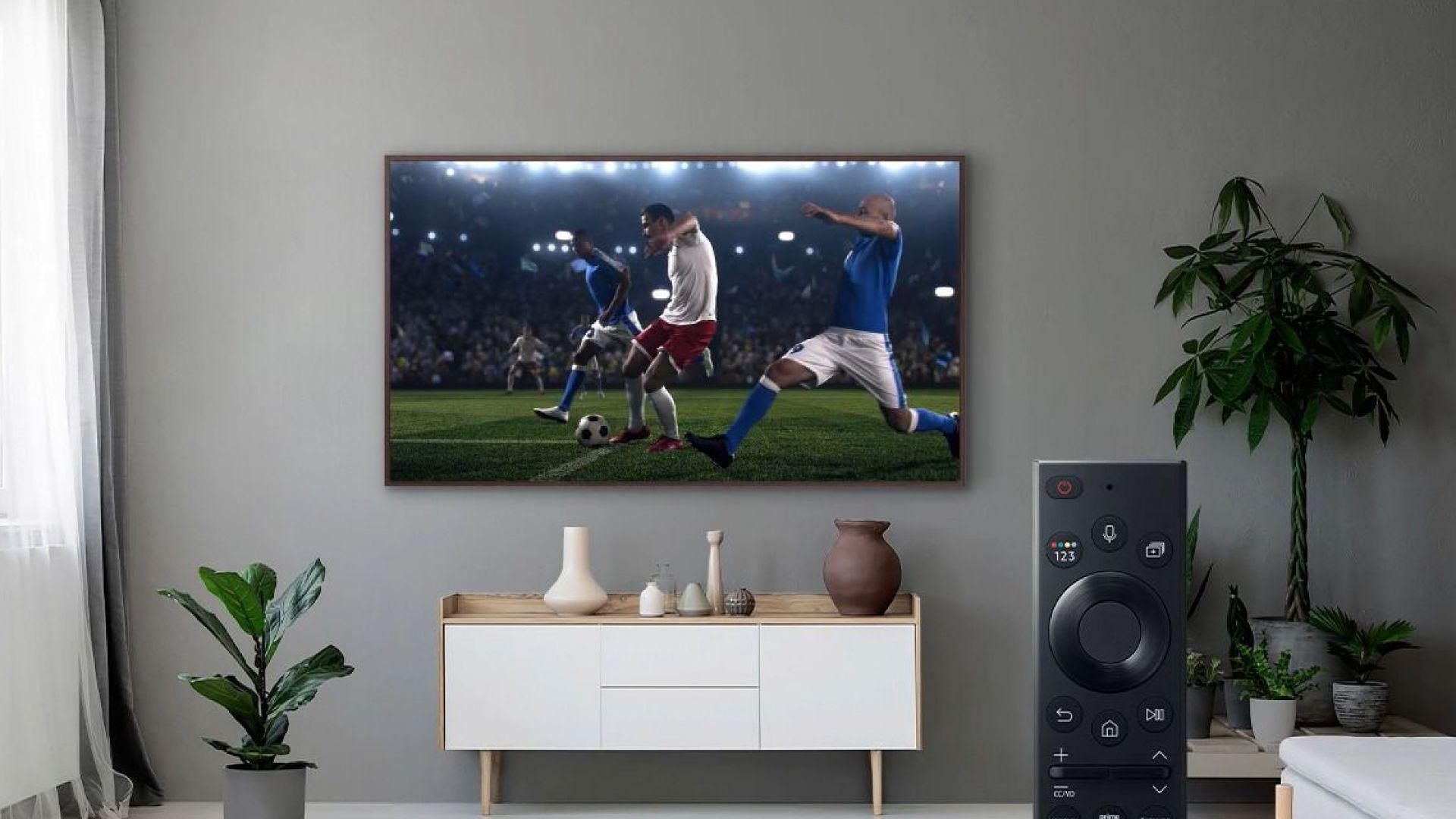 Телевизорът е перфектен избор и за феновете на