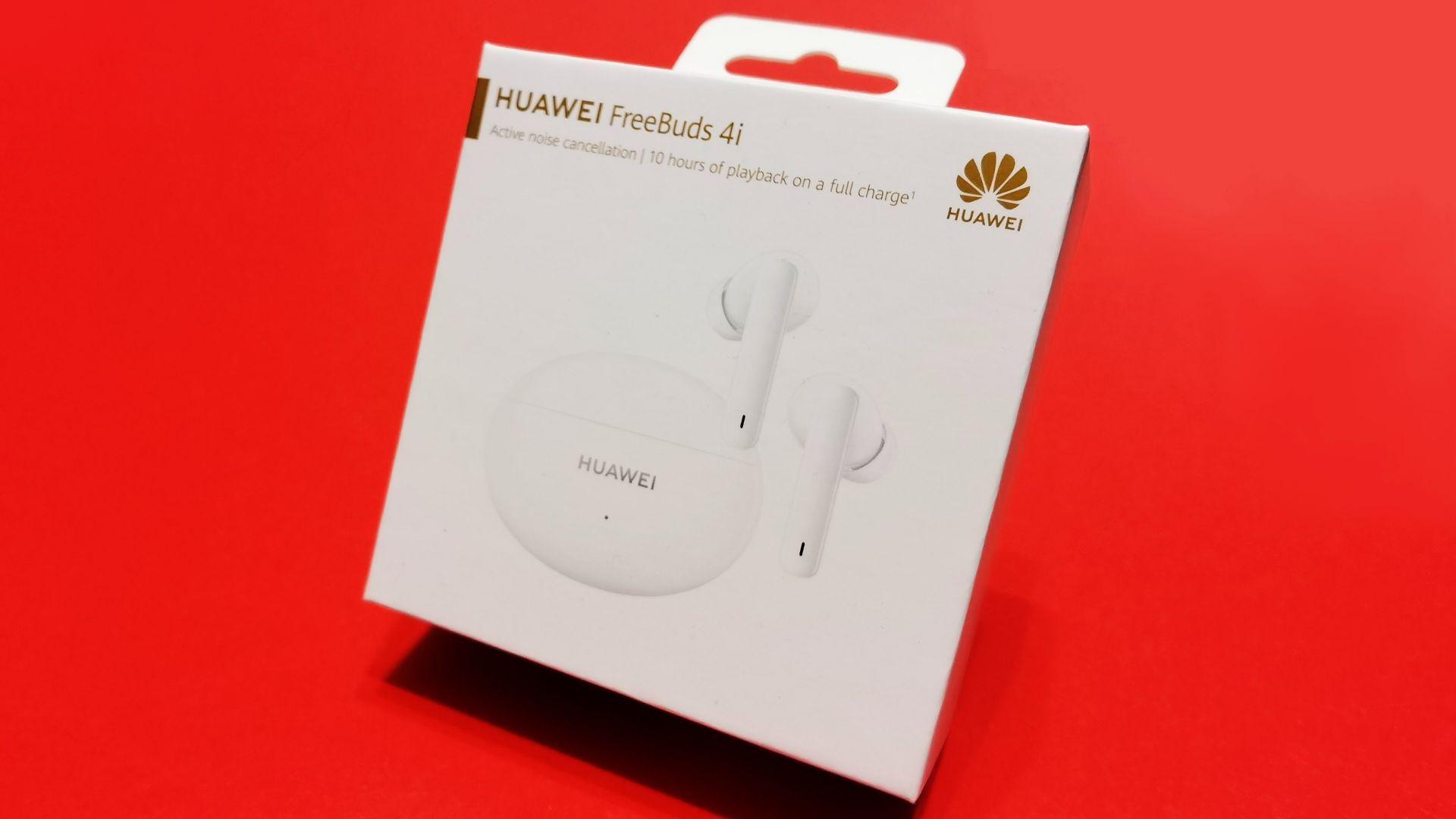 Huawei FreeBuds 4i имат големи възможности и атрактивна цена