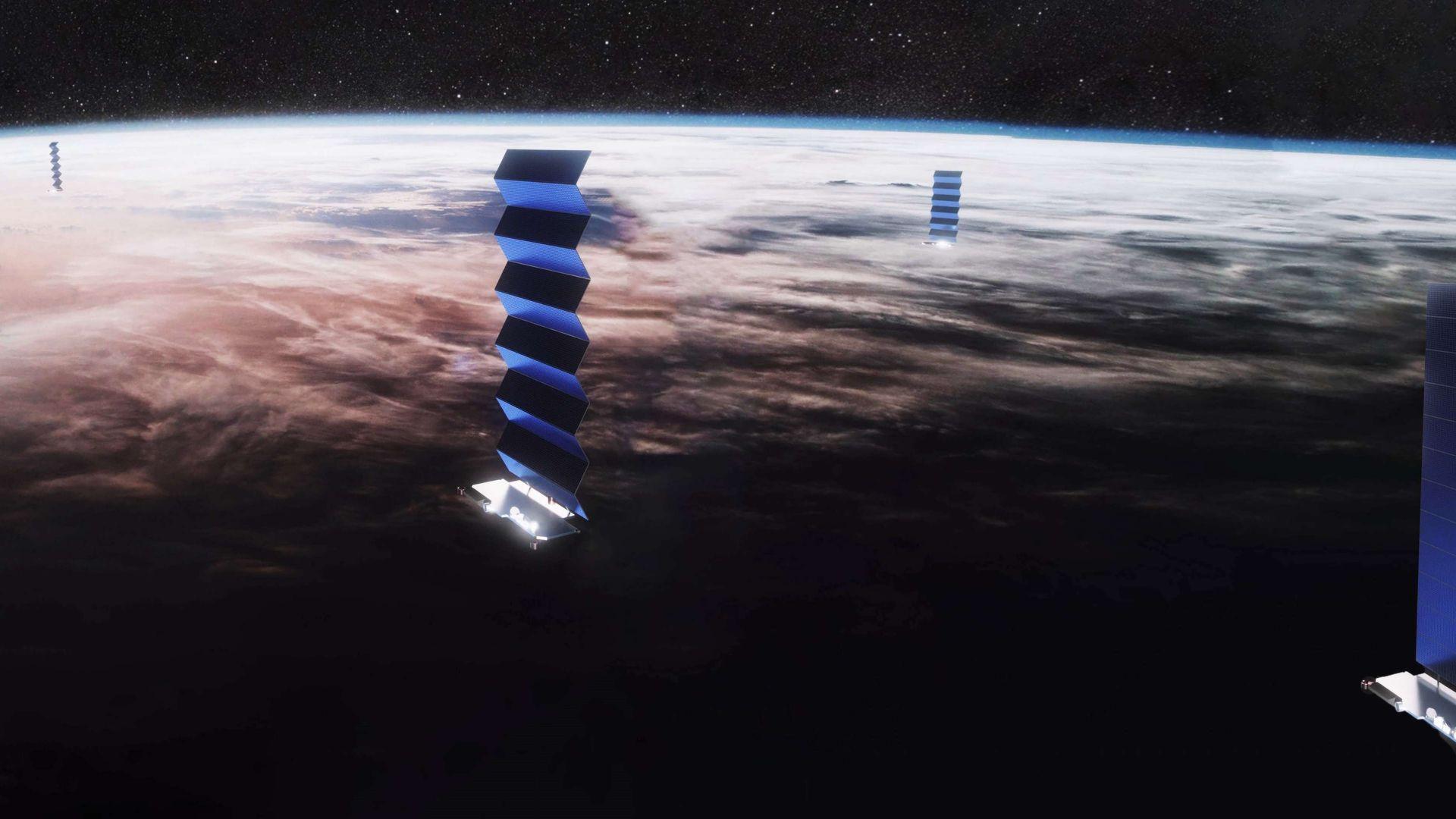 Сателитите
