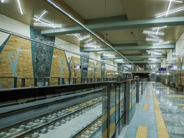 Инцидент на метростанция