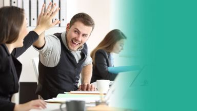 От кого бихте желали да получите признание за добре свършена работа в компанията ви?
