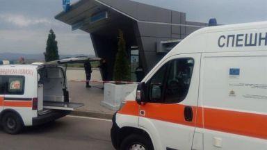 Пожарната и Спешната помощ накрак заради аварийно кацане на летище