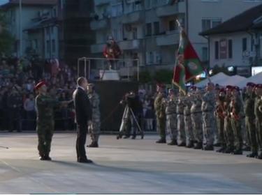 Румен Радев отбелязва Априлското въстание