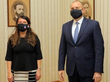 САЩ смениха човека си у нас – вече не е Борисов, а Радев