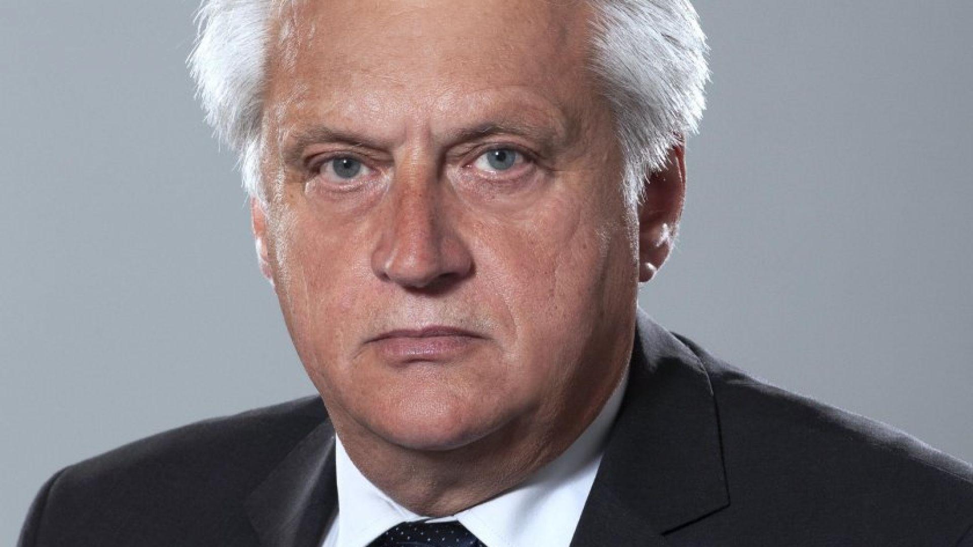 Бойко Рашков, вицепремиер по обществен ред и сигурност и министър на вътрешните работи