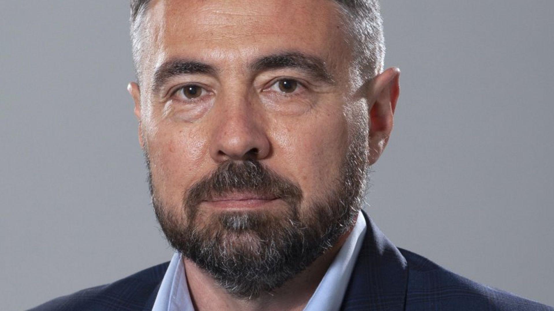 Андрей Живков, министър на енергетиката
