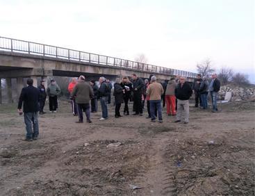 Бдение в памет на починалия след жесток побой мъж в Петрич