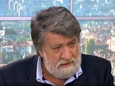 Вежди Рашидов: С душа и сърце подкрепям достойния проф. Тодор Кантарджиев!