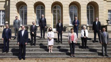 Г-7 стигна до историческа сделка за глобален минимален корпоративен данък
