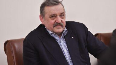 Костадин Ангелов: Проф. Кантарджиев е епоха! Борисов гневен: Няма такава наглост!