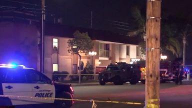 Четири души, сред които и дете, са убити при стрелба в Калифорния