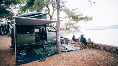 Нови правила за палатки, кемпери и каравани извън къмпингите