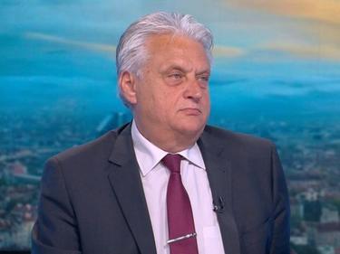 """Рашков: Не ми е известно да има някакви действия от ДАНС в """"Националната полиция"""