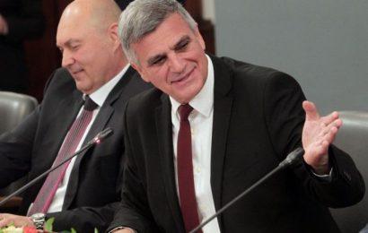 Стефан Янев призна за грешки на служебното правителство