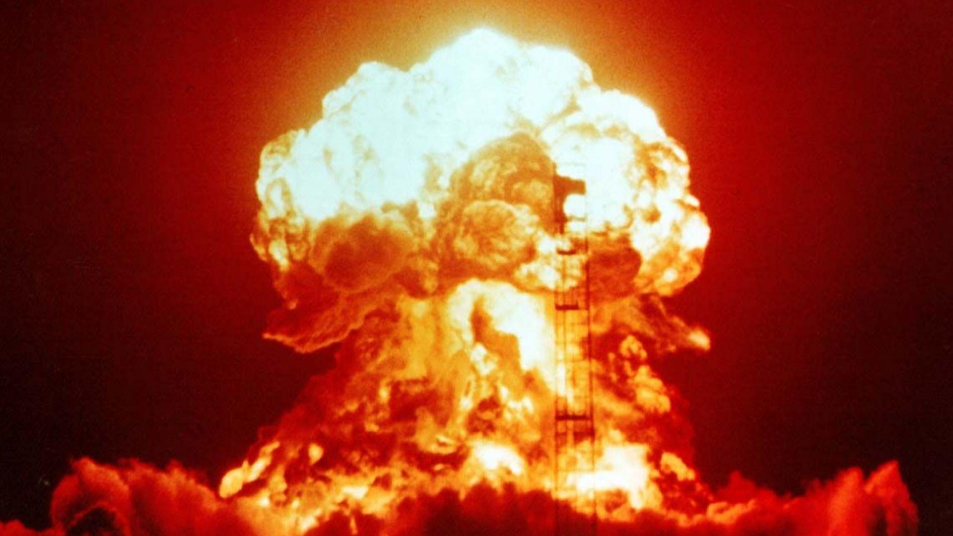 Израел има между 90 и 400 ядрени бойни глави