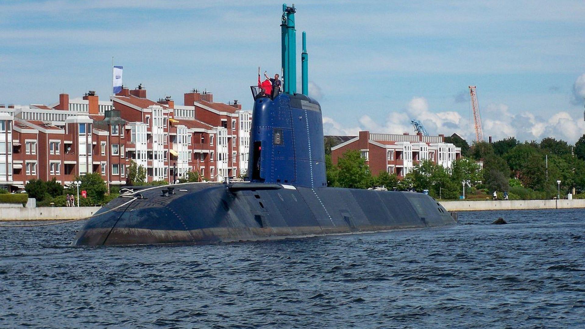 Подводници клас Dolphin