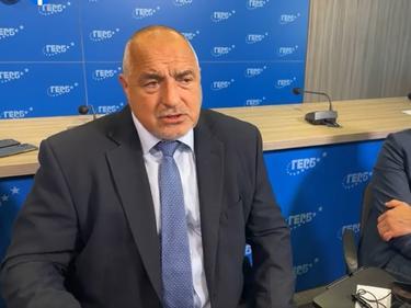 Борисов: Рашков направи параван на ИТН