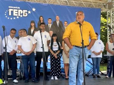 Борисов пред влогър: Диктаторът Радев самолично си назначи правителство (ВИДЕО)