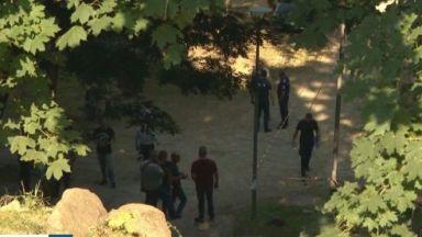Брутално убийство на жена в градинка в София