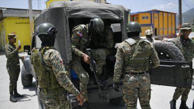 Хаити поиска военни сили от САЩ след покушението на президента, Вашингтон отказа