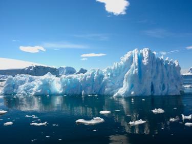 За рекордна температура в Антарктида потвърди ООН