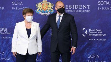 Румен Радев посреща делегациите в Шестата среща на върха на инициативата