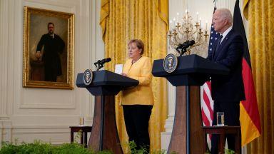 САЩ и Германия гарантираха транзита на газ през Украйна въпреки