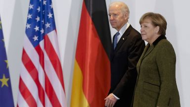 Байдън и Меркел се съюзиха срещу Русия и Китай