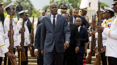 Убиха президента на Хаити (видео)