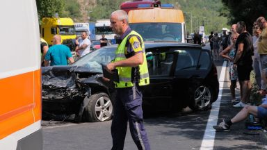 Почина една от ранените жени при катастрофата в Кресненското дефиле