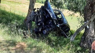 15-годишна загина в жестока катастрофа в Благоевградско, още 4 деца са ранени
