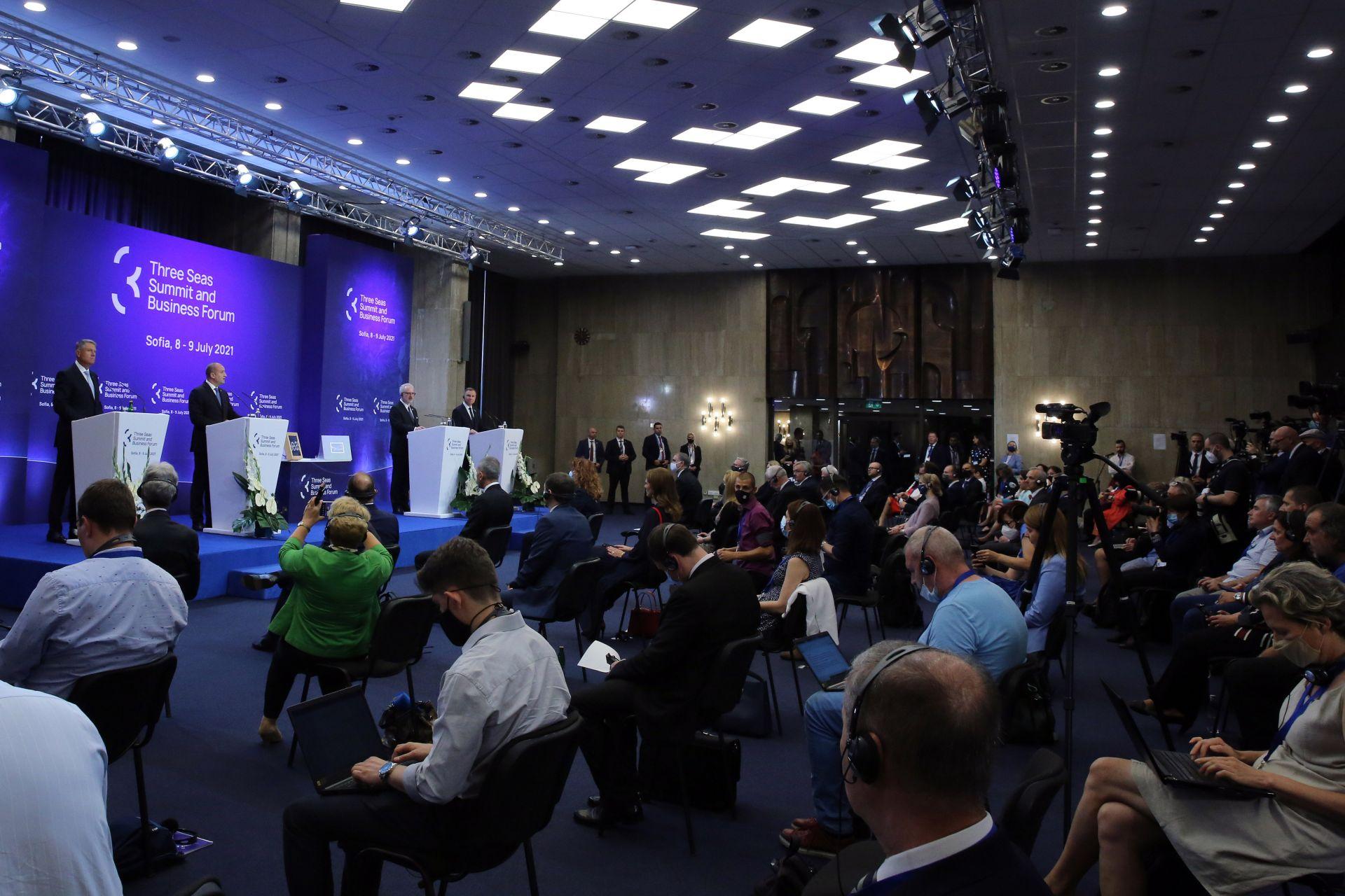 В НДК се провежда Шестата среща на върха на инициативата