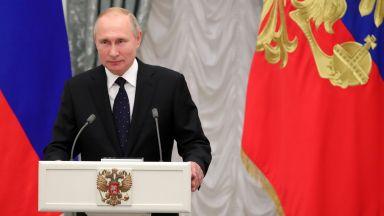 Путин:  Русия е единствената страна с хиперзвукови оръжия