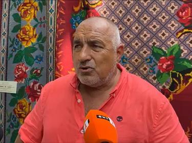 Борисов: Кръстникът Румен Радев направи така, че държавата изпадна в хаос