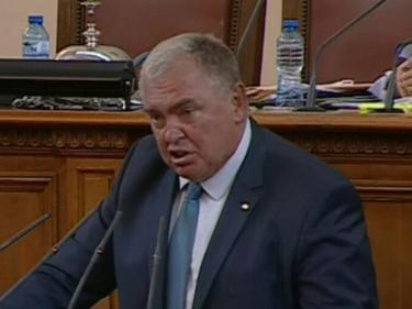Депутат от БСП се разплака на парламентарната трибуна