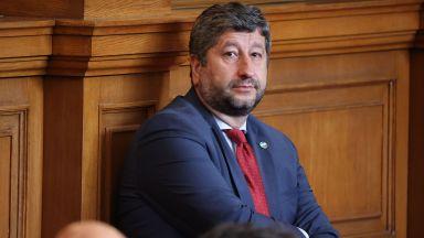 Христо Иванов: Време е да кажем