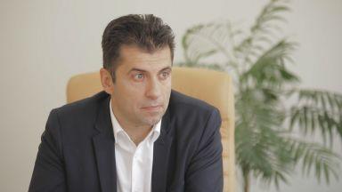 Кирил Петков пред Dir.bg: Ще газим по вода, но ще ходим жадни, ако не актуализираме бюджета