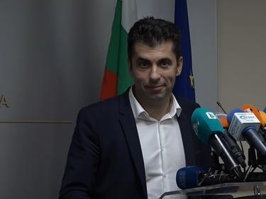Кирил Петков: Последното нещо, което бих направил, е да се кандидатирам за президент