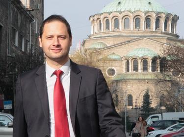 Петър Витанов сезира комисия в ЕП заради кадрите на полицейско насилие от протеста през 2020-а