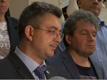 Пламен Николов ще оттегли официално кандидатурата си в парламента