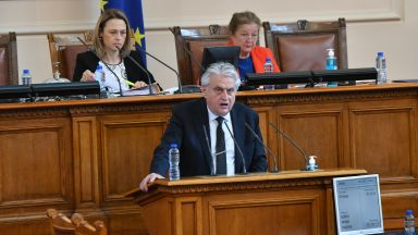 Рашков не открил дипломата на Гешев в Академията на МВР, от ВСС му я отказали